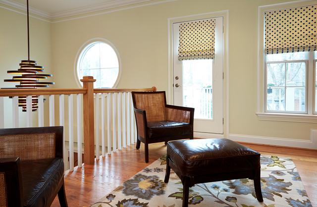 暖色调筑起温馨的家  别墅装修奢华也温馨