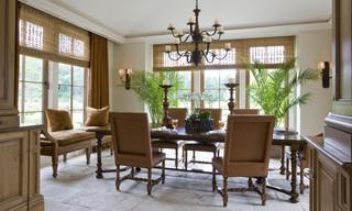 欧式风格客厅一层半小别墅阳台实用原木色家居飘窗装修效果图