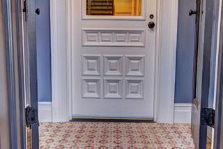 欧式风格卧室一层别墅舒适白色橱柜装修效果图