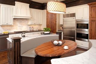 美式风格客厅2013年别墅舒适原木色家居装修效果图