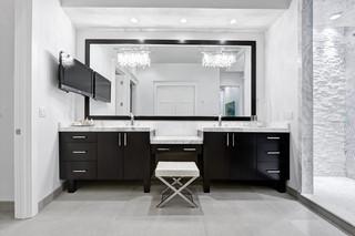 现代简约风格餐厅200平米别墅豪华卫生间白色2012卫生间效果图