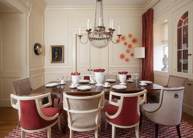 北欧风格卧室300平别墅现代简洁白色简欧风格厨房和餐厅装修效果图