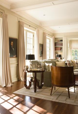 现代欧式风格欧式别墅豪华卫生间飘窗窗帘装修效果图