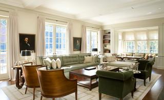 现代欧式风格欧式别墅及豪华卧室客厅沙发装修效果图