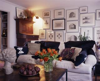小户型简欧风格豪华室内豪华型客厅沙发装修