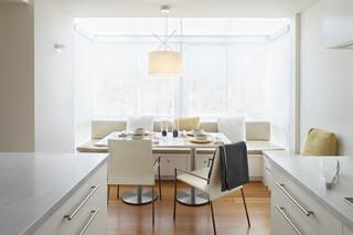 宜家风格现代时尚客厅休闲餐厅装修效果图