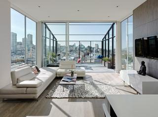 简约大气低调奢华  现代简约风格别墅设计
