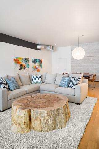 现代简约风格别墅设计  去除繁琐回归自然