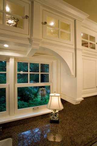 欧式风格卧室欧式别墅豪华厨房豪华型玄关过道吊顶装修效果图
