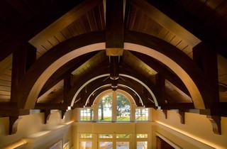 欧式风格家具欧式别墅客厅豪华房子豪华型走廊吊顶效果图