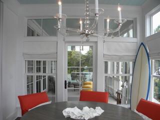 现代简约风格厨房浪漫婚房布置16平米客厅客厅灯饰图片
