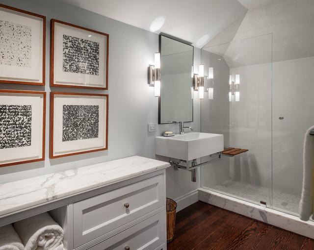 现代简约风格餐厅小三居室客厅简洁白色橱柜2平米卫生间改造