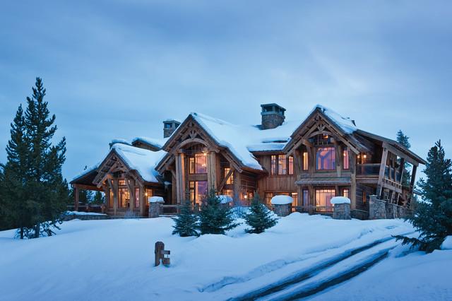 北欧风格客厅三层别墅低调奢华原木色装修图片