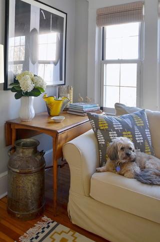 美式风格客厅三居室简洁卧室原木色家居装修效果图