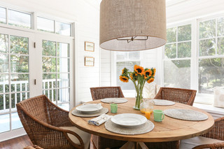 北欧风格卧室3层别墅实用客厅白色简约装修效果图