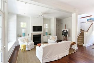 现代北欧风格3层别墅实用卧室白色家居装修效果图