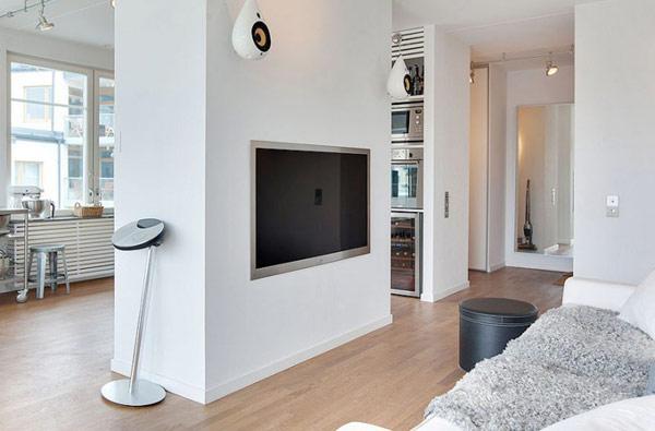 lilla essingen的北舒适顶层公寓_齐家网装修效果图