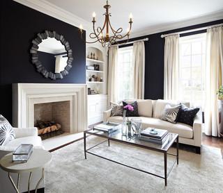 混搭风格客厅富裕型140平米以上品牌贵妃沙发效果图
