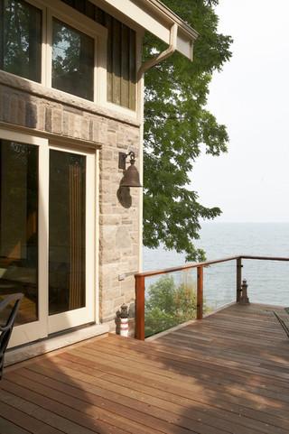 混搭风格富裕型140平米以上庭院围墙设计
