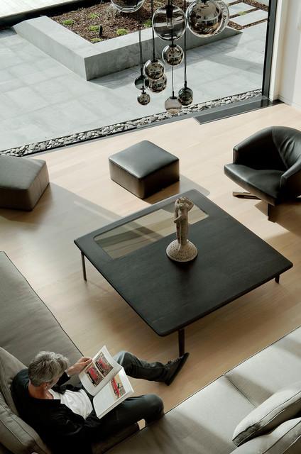 中式简约风格富裕型140平米以上根雕茶几效果图
