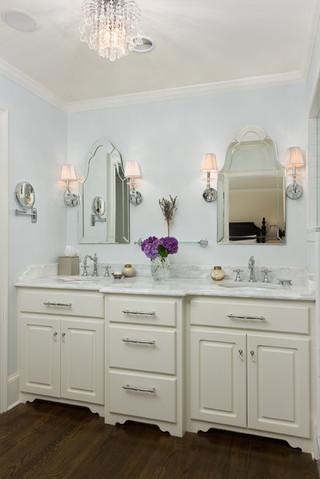 美式乡村风格卧室富裕型140平米以上洗手台效果图