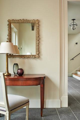 新古典风格卧室富裕型140平米以上卧室梳妆台效果图