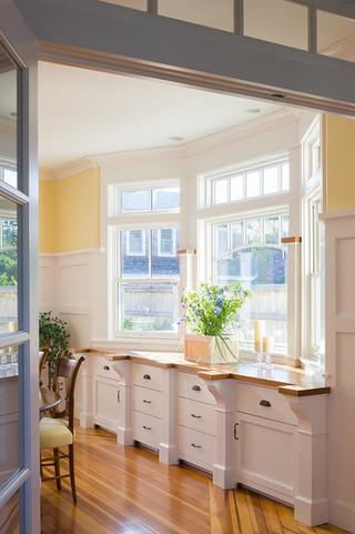 混搭风格富裕型140平米以上室内窗户图片