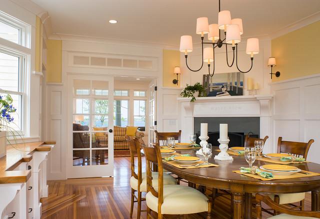 混搭风格富裕型140平米以上家用餐桌图片