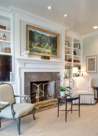 混搭风格客厅富裕型140平米以上单人沙发图片