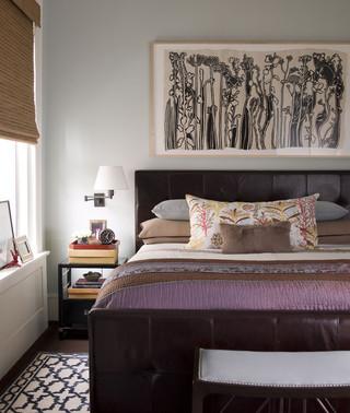简约风格富裕型140平米以上10平米小卧室装修图片