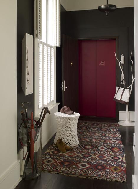 简约风格富裕型140平米以上入户玄关装潢