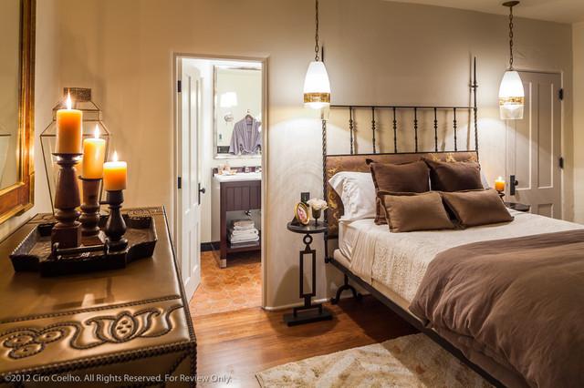 欧式风格卧室豪华型140平米以上15平米卧室装修效果图