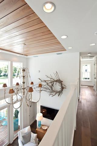 田园风格装饰富裕型140平米以上欧式客厅吊顶装潢