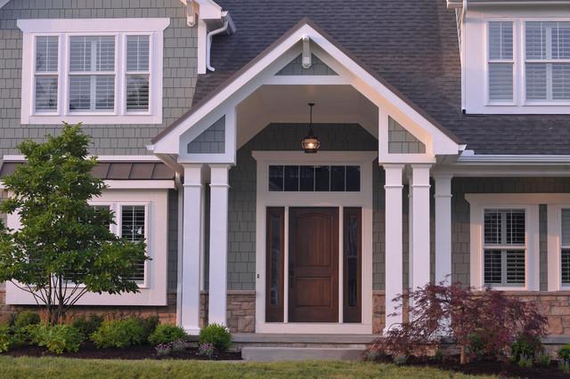 美式风格卧室富裕型140平米以上防盗门窗效果图