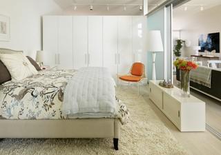 简约风格经济型10平米小卧室效果图