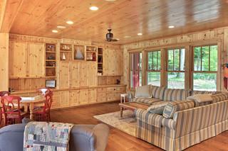 欧式田园风格富裕型140平米以上2013客厅窗帘装修效果图