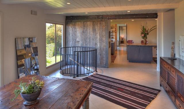 中式风格富裕型140平米以上客厅过道吊顶设计图纸
