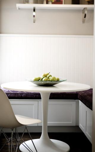 现代欧式风格富裕型140平米以上红木家具餐桌效果图