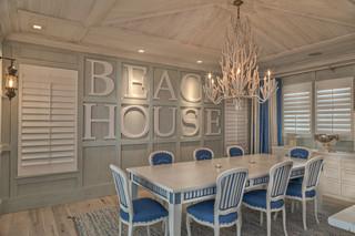 地中海风格卧室经济型140平米以上家庭餐桌效果图