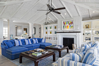 地中海风格卧室经济型140平米以上2013家装客厅装修图片