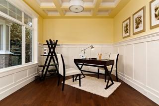 混搭风格客厅富裕型140平米以上2013书房装修效果图