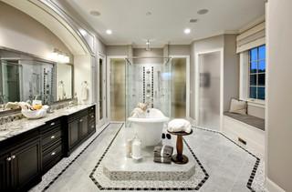 现代风格别墅 简洁空间宽敞大方装修