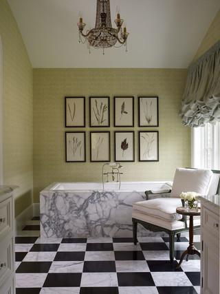 新古典风格别墅 给心灵一个安放之处