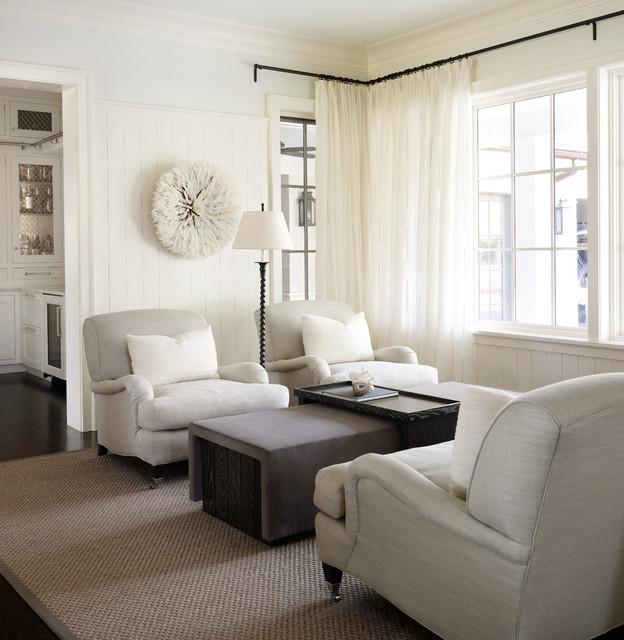 在白色空間里浪漫一生  北美別墅的溫馨一面