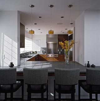 设计师的作品 现代风卫生间及餐厅设计盘点