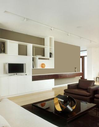宜家风格别墅 属于你的简洁舒适家