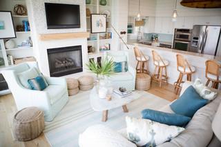 珠圆玉润 简约舒适小户型居室