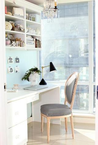 120平米温哥华少女粉色公寓