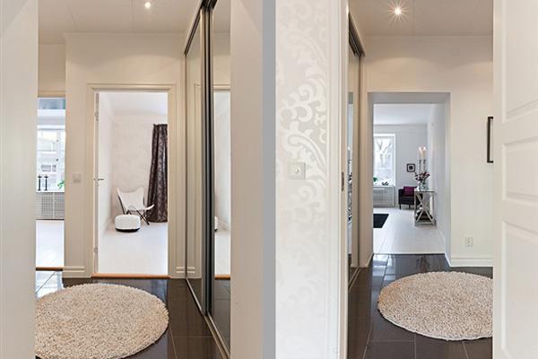 北欧风格简洁衣柜旧房改造家居图片