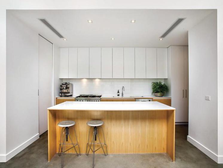 现代简约风格厨房旧房改造海外家居